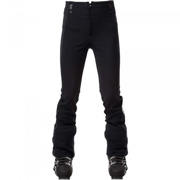 Pantaloni schi dama Rossignol JCC W DAMI SOFT Black 1
