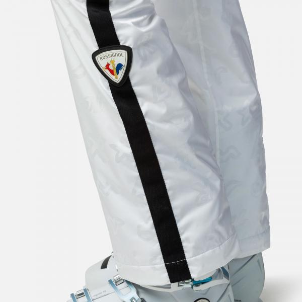 Pantaloni schi dama Rossignol JCC W RAINBOW White 2