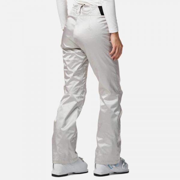 Pantaloni schi dama Rossignol W SKI Silver [1]
