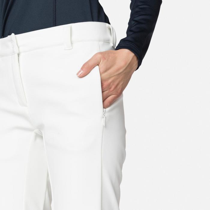 Pantaloni schi dama Rossignol W SKI SOFTSHELL White [3]