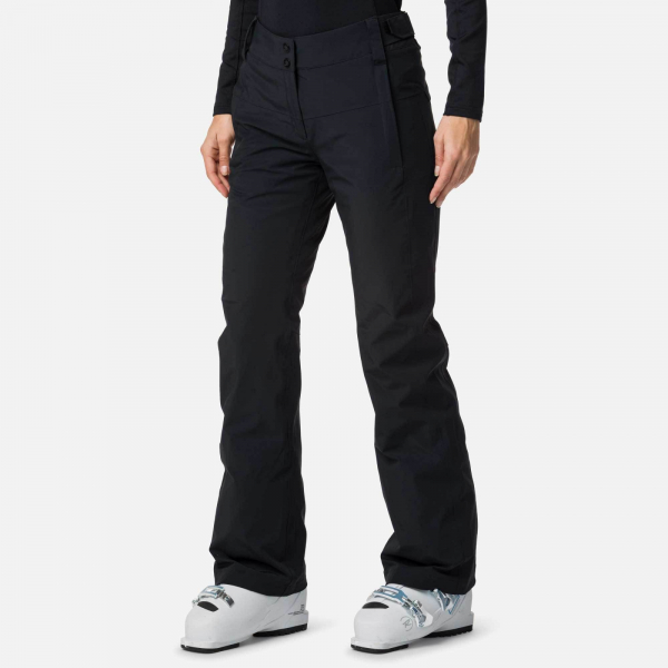 Pantaloni schi dama Rossignol W ELITE Black [0]