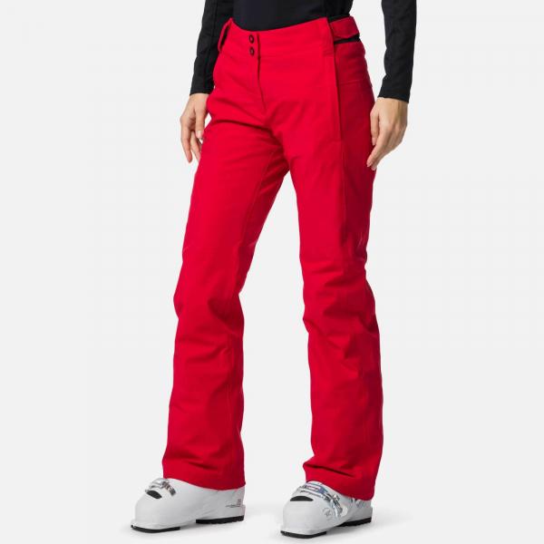 Pantaloni schi dama W ELITE Carmin 0