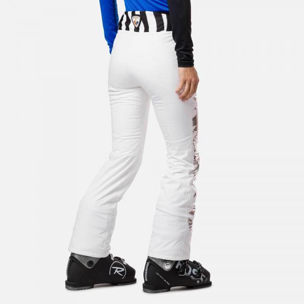 Pantaloni schi dama Rossignol JCC W NUITI White [4]