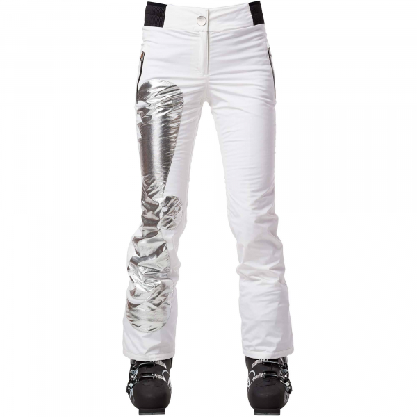 Pantaloni schi dama Rossignol JCC W NUITI White [0]
