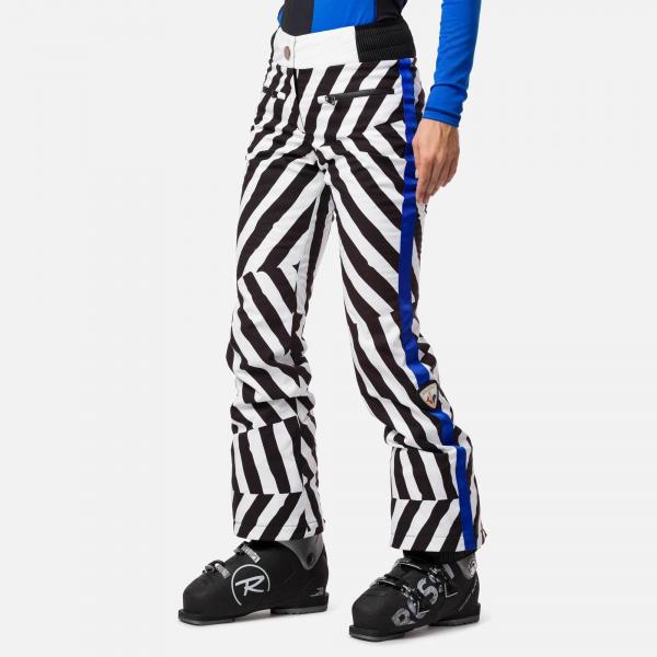 Pantaloni schi dama W SKIFI PR PT OPTICAL OBLICS 1
