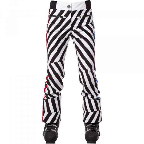 Pantaloni schi dama W SKIFI PR PT OPTICAL OBLICS 0