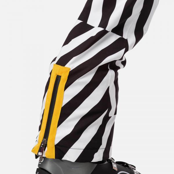 Pantaloni schi dama W SKIFI PR PT OPTICAL OBLICS 3