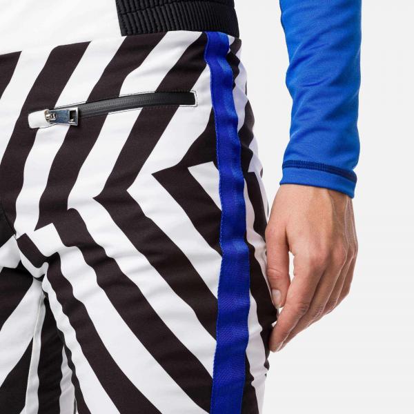Pantaloni schi dama W SKIFI PR PT OPTICAL OBLICS 5