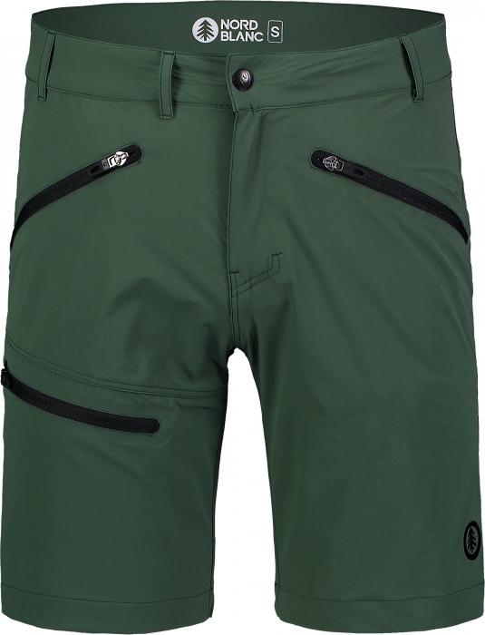 Pantaloni scurti barbati Nordblanc ALLDAY new green [2]