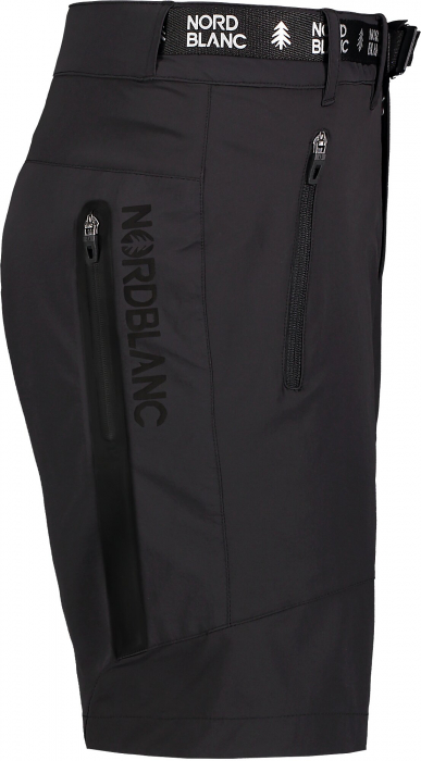 Pantaloni scurti barbati Nordblanc BUCKLE outdoor black [2]