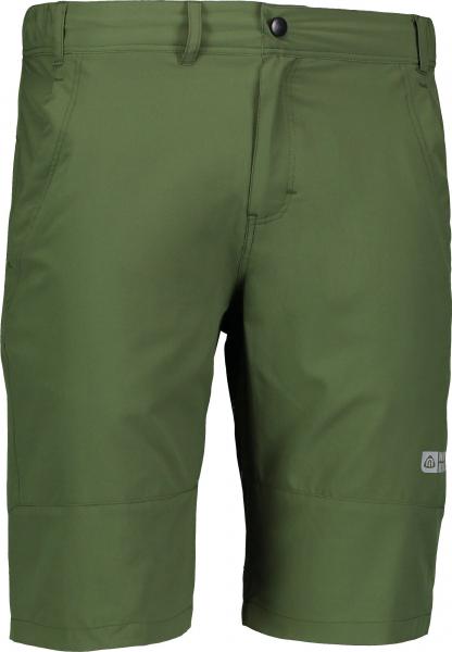 Pantaloni scurti barbati Nordblanc CLASSY outdoor light dryfor Green arhard 0