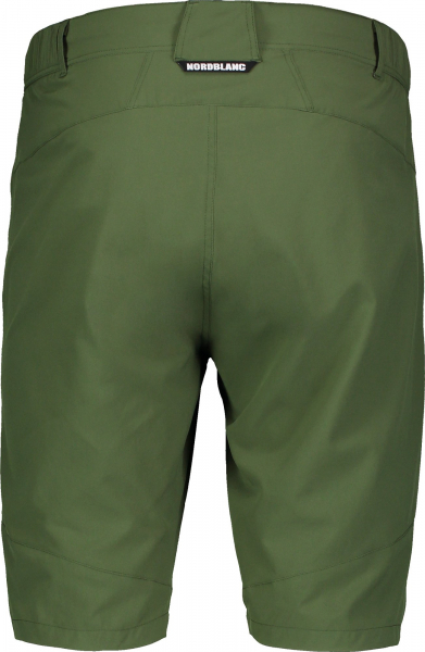 Pantaloni scurti barbati Nordblanc CLASSY outdoor light dryfor Green arhard 1