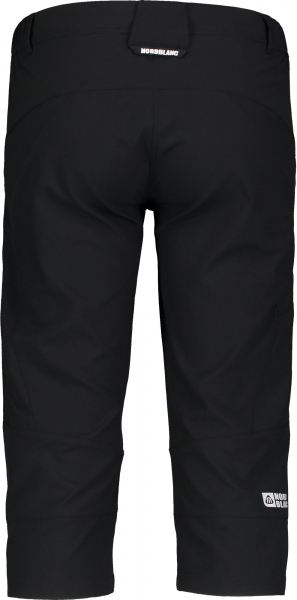Pantaloni scurti dama Nordblanc RITZY Outdoor light dryfor Black 1
