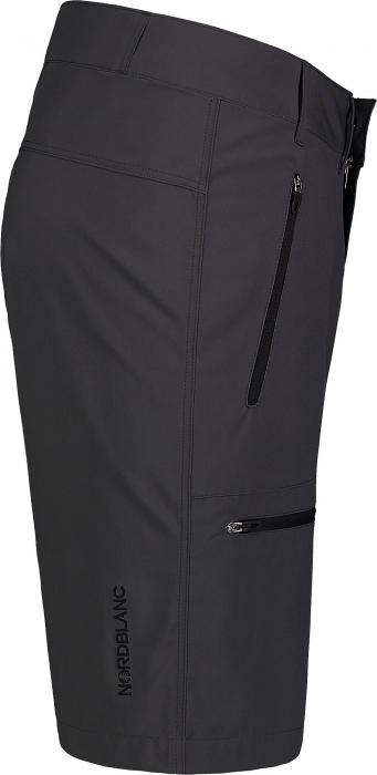 Pantaloni scurti barbati Nordblanc EASY-GOING Light outdoor graphite [4]