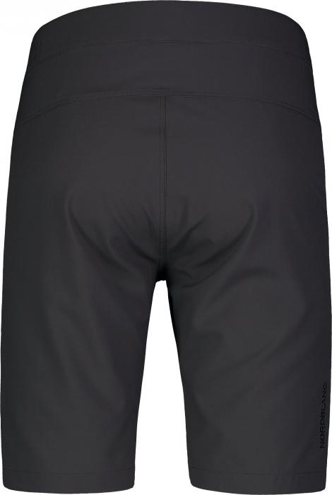 Pantaloni scurti barbati Nordblanc EASY-GOING Light outdoor graphite [3]