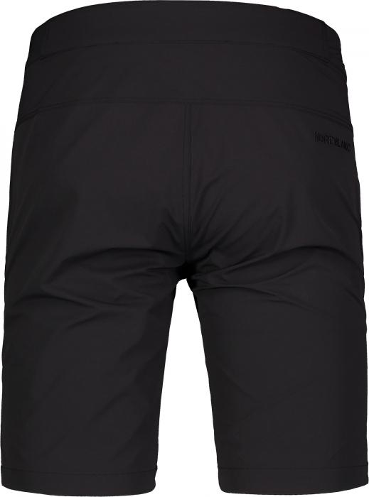 Pantaloni scurti barbati Nordblanc ALLDAY black [3]