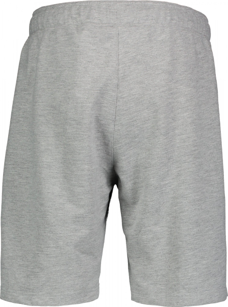 Pantaloni scurti barbati Nordblanc PURPORT cotton fitness Light grey melange 1