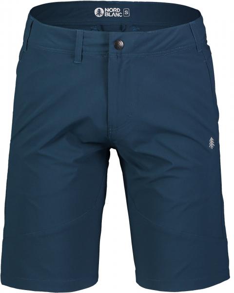 Pantaloni scurti barbati Nordblanc REUTE outdoor ultra light Blue pacific 0
