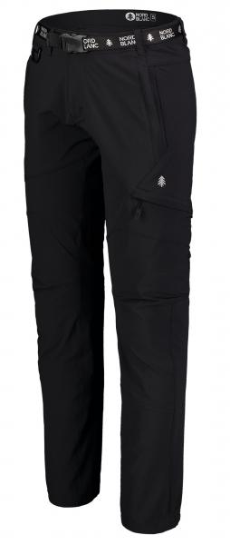 Pantaloni barbati Nordblanc EXHORT outdoor Black 1