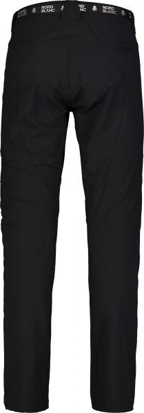 Pantaloni barbati Nordblanc EXHORT outdoor Black 2