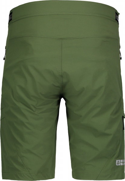 Pantaloni scurti barbati Nordblanc STRAIGHT Outdoor extreme Green arhard 1