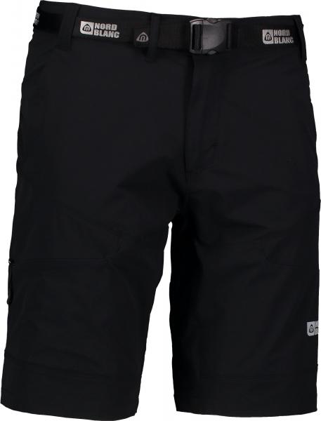 Pantaloni scurti barbati Nordblanc CROOK Outdoor extreme Black 0