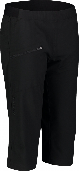 Pantaloni scurti dama Nordblanc EASEFUL outdoor ultra light black [0]