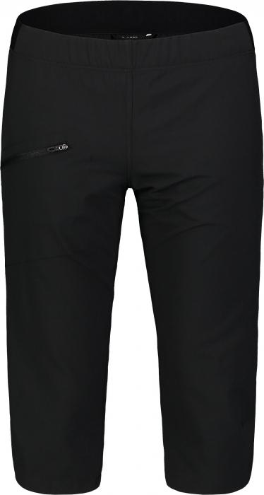 Pantaloni scurti dama Nordblanc EASEFUL outdoor ultra light black [2]