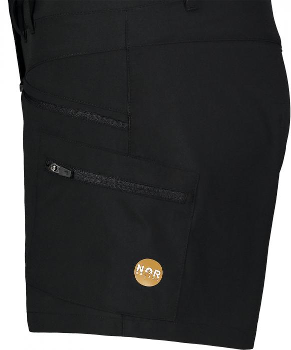 Pantaloni scurti dama Nordblanc SIMPLICITY outdoor light black [4]