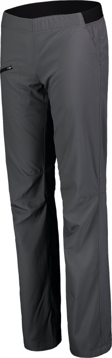 Pantaloni scurti dama Nordblanc HIKER ultralight outdoor graphite [1]