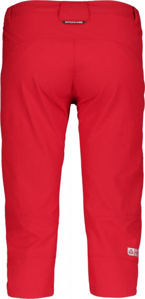Pantaloni scurti dama Nordblanc RITZY Outdoor light dryfor Dark red 1