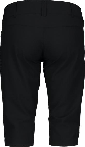 Pantaloni scurti dama Nordblanc OBVIOUS Outdoor light dryfor Black 1