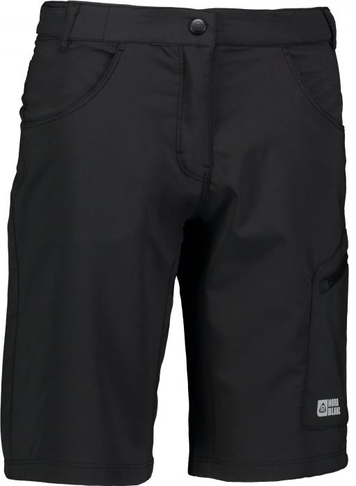 Pantaloni scurti dama Nordblanc TERRIFIC Bike black [0]