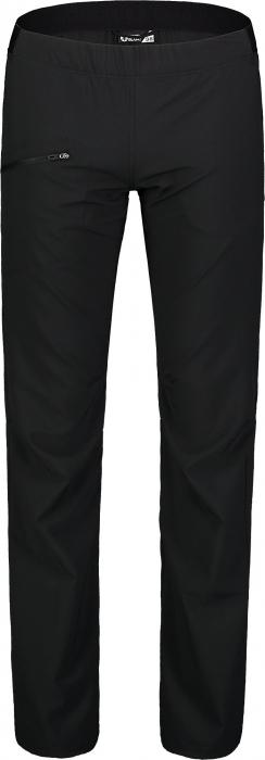 Pantaloni scurti dama Nordblanc HIKER ultralight outdoor black [2]