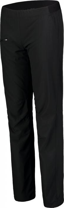 Pantaloni scurti dama Nordblanc HIKER ultralight outdoor black [1]