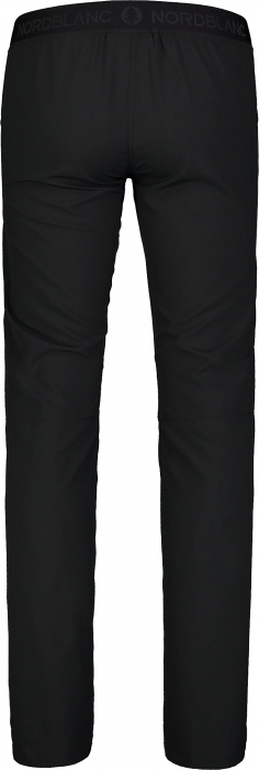 Pantaloni scurti dama Nordblanc HIKER ultralight outdoor black [3]