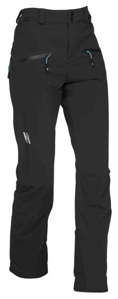 Pantaloni ski snowboard dama Vertical WINDY ULTRA MP+ Black 0