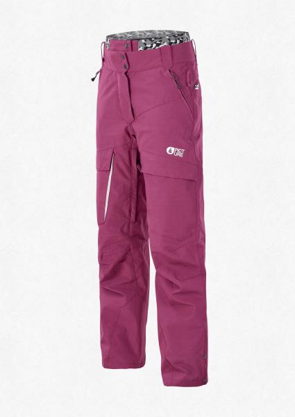 Pantaloni snowboard dama PICTURE WEEK END Raspberry 0