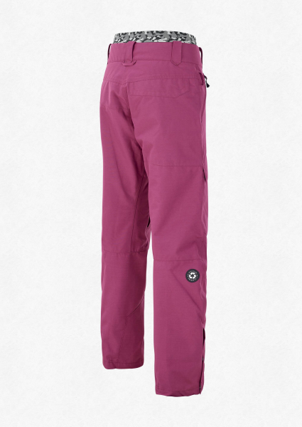 Pantaloni snowboard dama PICTURE WEEK END Raspberry 1