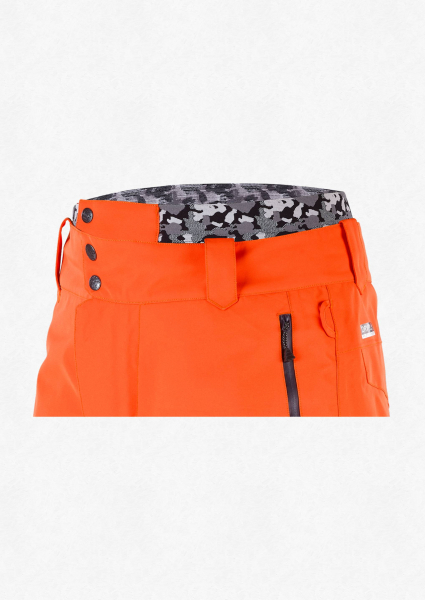 Pantaloni snowboard PICTURE ALPIN Orange dark blue 4