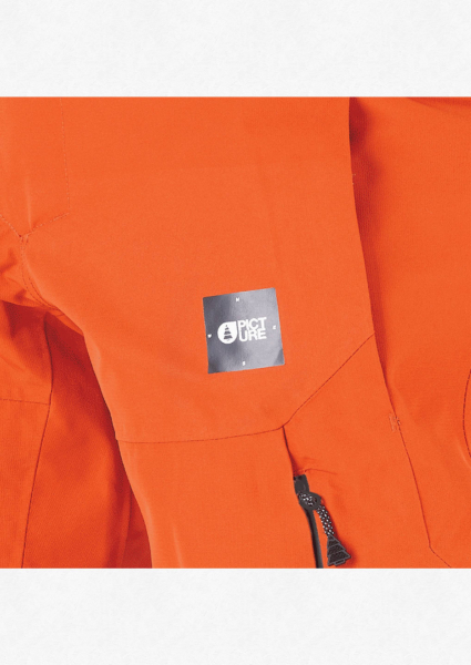Pantaloni snowboard PICTURE OBJECT Orange 4