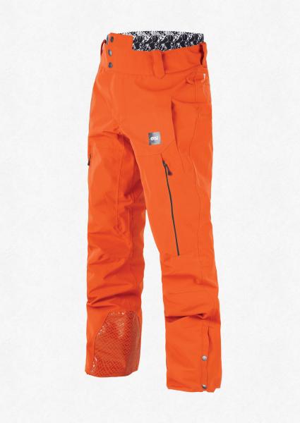 Pantaloni snowboard PICTURE OBJECT Orange 0