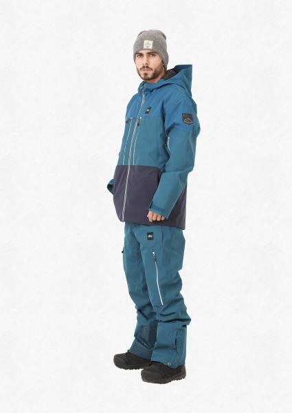 Pantaloni snowboard PICTURE OBJECT Petrol blue 6