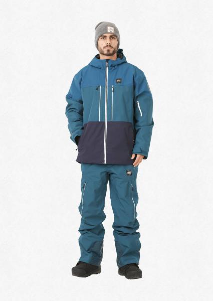 Pantaloni snowboard PICTURE OBJECT Petrol blue [8]