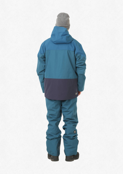 Pantaloni snowboard PICTURE OBJECT Petrol blue 7
