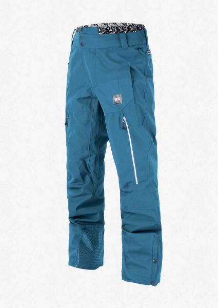 Pantaloni snowboard PICTURE OBJECT Petrol blue 0