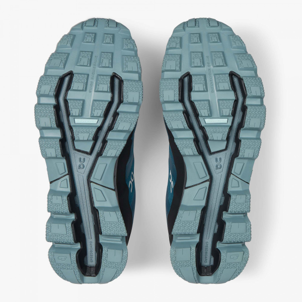 Pantofi sport barbati ON CLOUDVENTURE WATERPROOF Storme cobble [1]