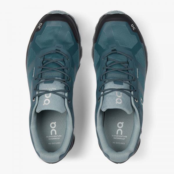 Pantofi sport barbati ON CLOUDVENTURE WATERPROOF Storme cobble [2]