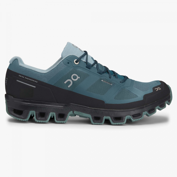 Pantofi sport barbati ON CLOUDVENTURE WATERPROOF Storme cobble [0]