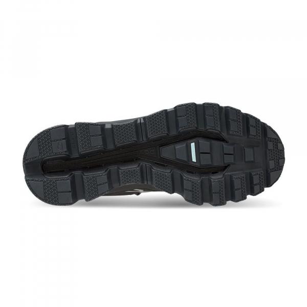 Pantofi sport barbati ON CLOUDROCK WATERPROOF All black 2